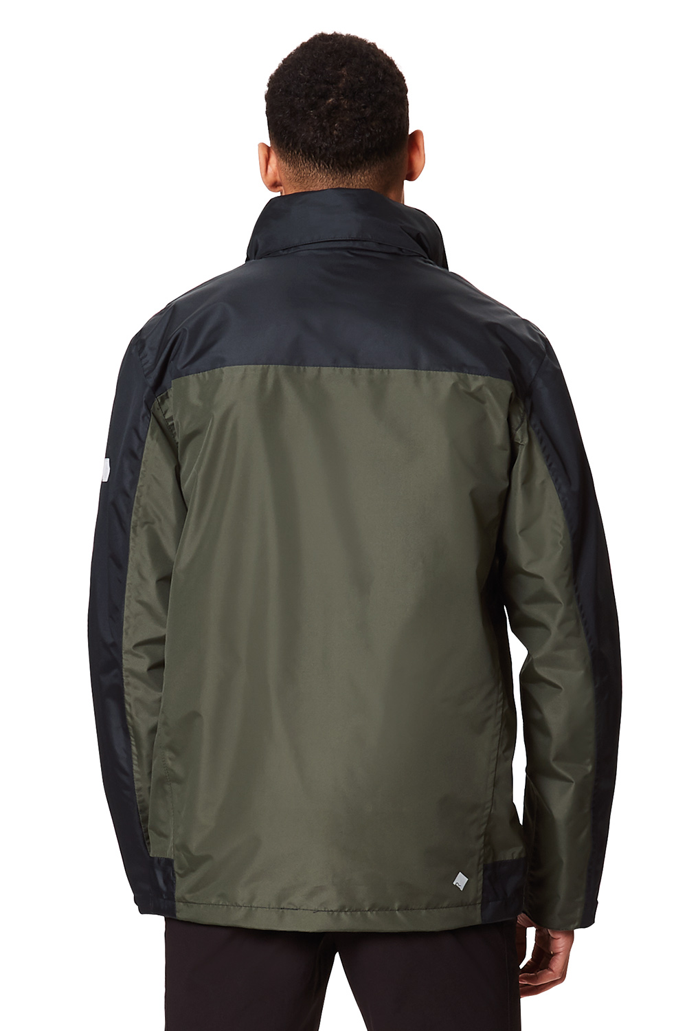 Regatta-Mens-Calderdale-II-Jacket-Waterproof-Breathable-Isotex-5000-Hooded-Coat thumbnail 23