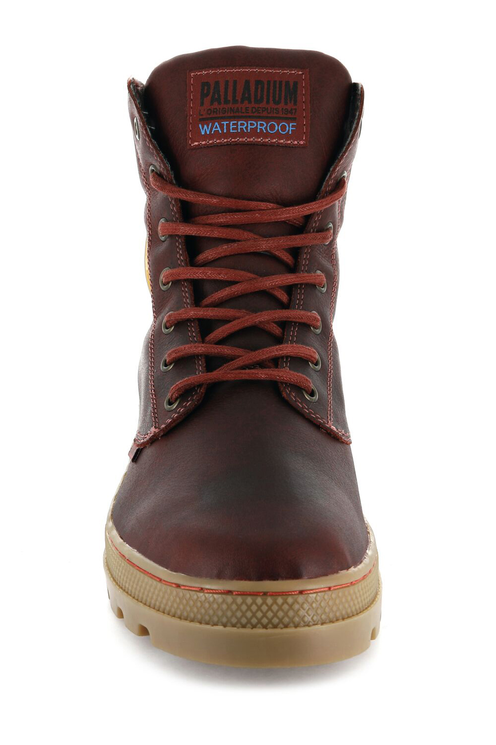 Palladium  Herren Pallabrousse Leder Lace Up Stiefel Padded Walking Padded Stiefel Workwear Schuhes 169312