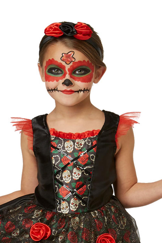 Halloween Idee.Dettagli Su Rubies Bambini Halloween Fancy Dress Costume Bambina Outfit Festa Per Bambini Idee Mostra Il Titolo Originale