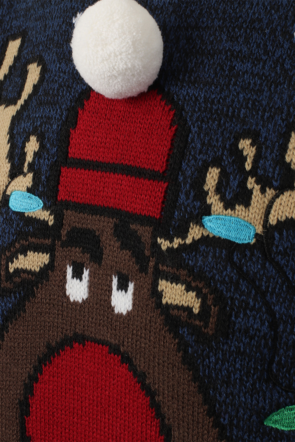 Seasons-Greetings-Childrens-Novelty-Christmas-Jumpers-Festive-Winter-Sweaters thumbnail 7