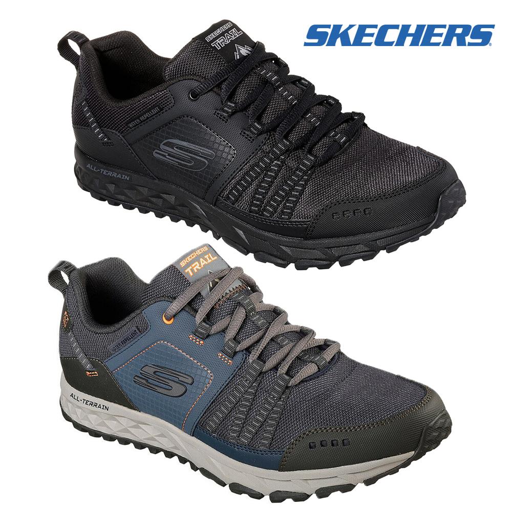 Détails sur Skechers Hommes Évasion Plan Mémoire Mousse Athlétique Lacet Basket Tailles UK 7