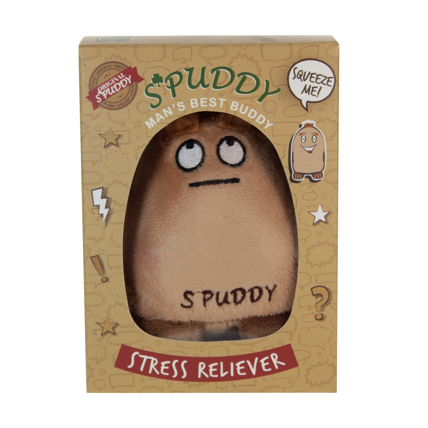 Spuddy-Novelty-Potato-Stress-Ball-Reliever-Adults-Emotion-Sensory-Squeeze-Toys thumbnail 14