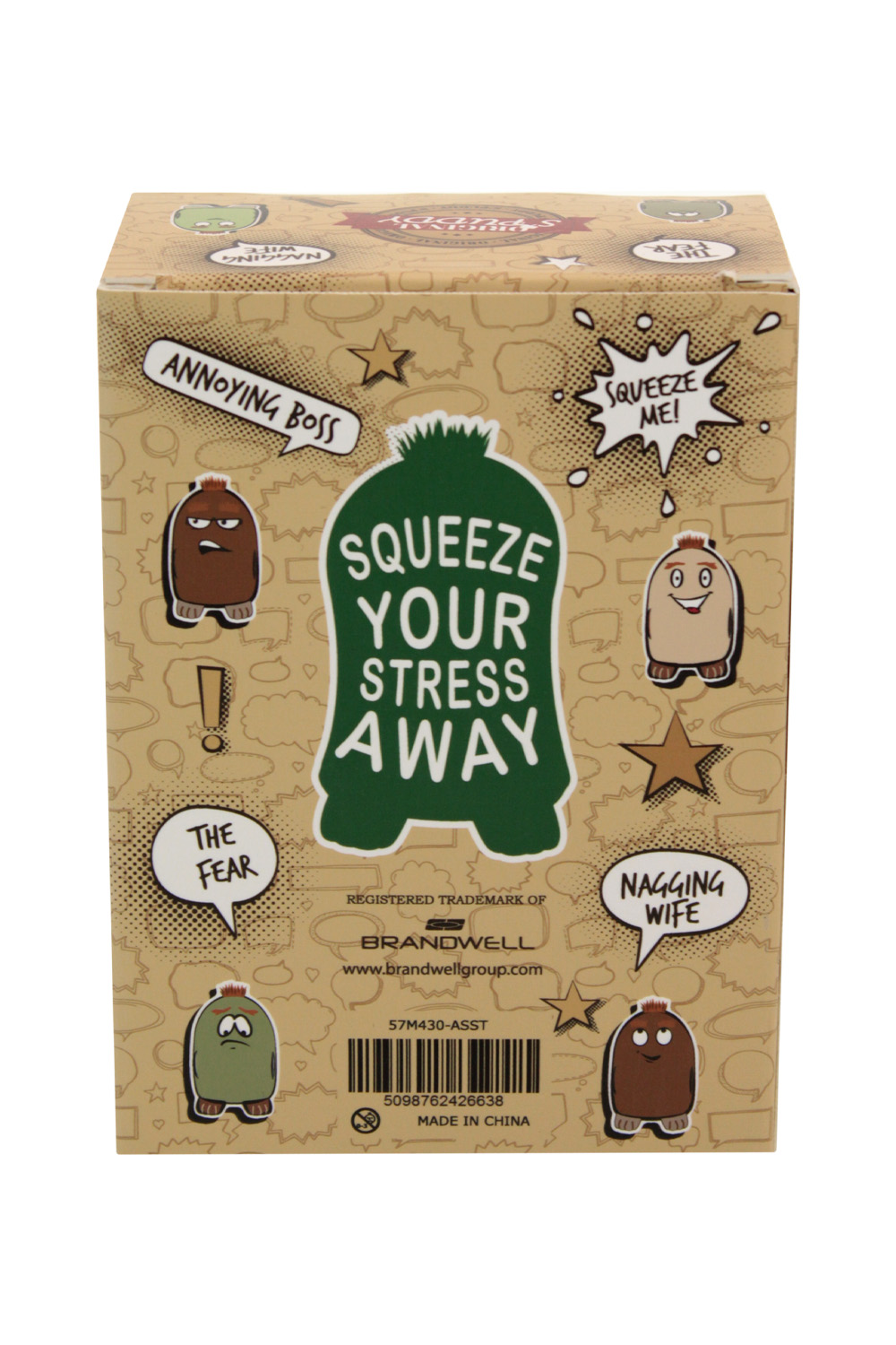 Spuddy-Novelty-Potato-Stress-Ball-Reliever-Adults-Emotion-Sensory-Squeeze-Toys thumbnail 9