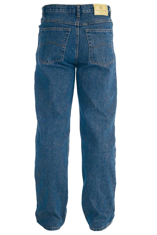 Duke-Rockford-Mens-Designer-Big-Tall-King-Size-Jeans-Denim-Pants-Clearance-Sale thumbnail 4