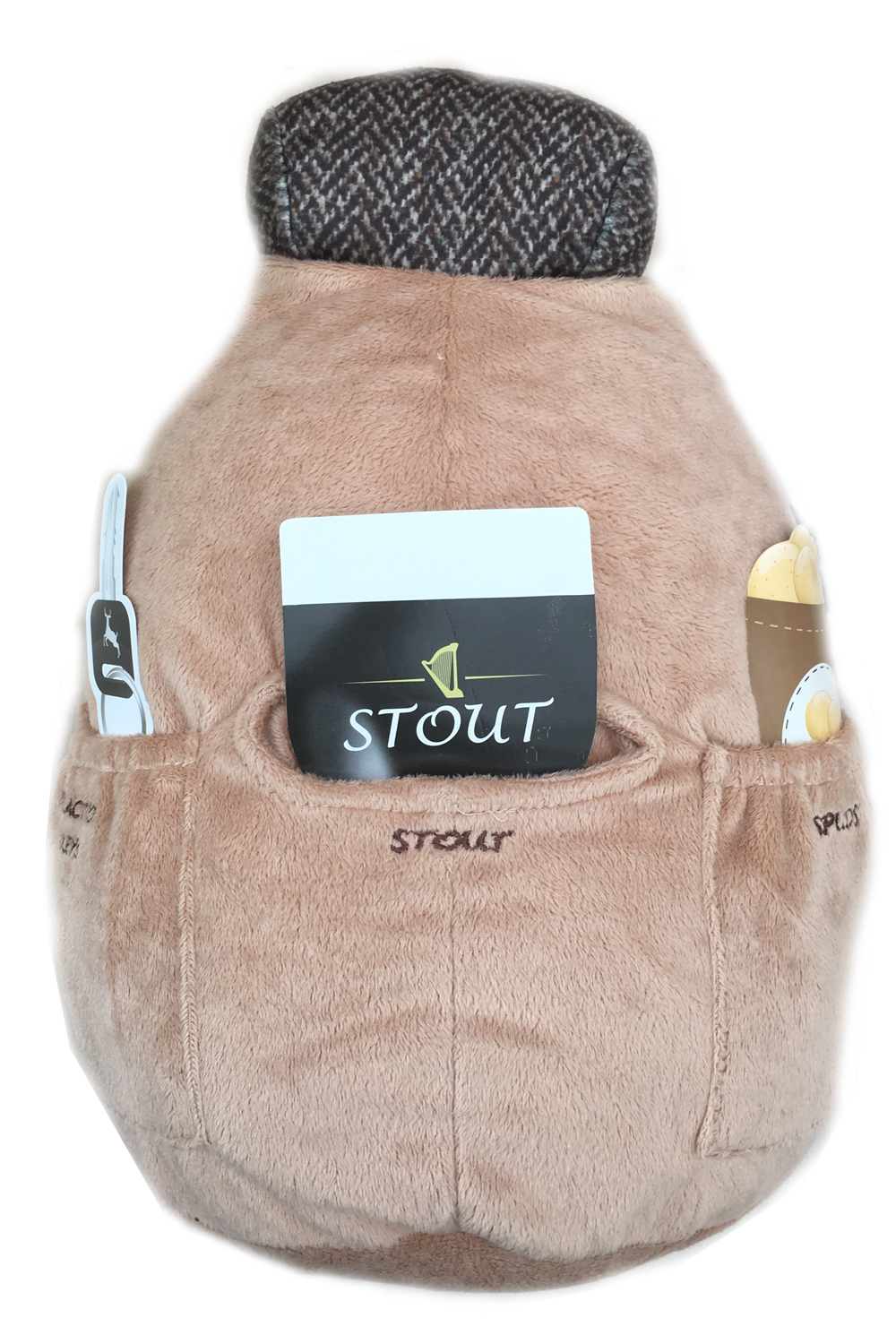 Work-Spuddy-Couch-Potato-Career-Keyworkers-Cushion-Remote-Holder-Novelty-Pillow thumbnail 23