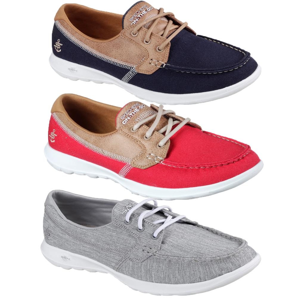 Coral Go Walk Lite Boat Deck Shoes Slip