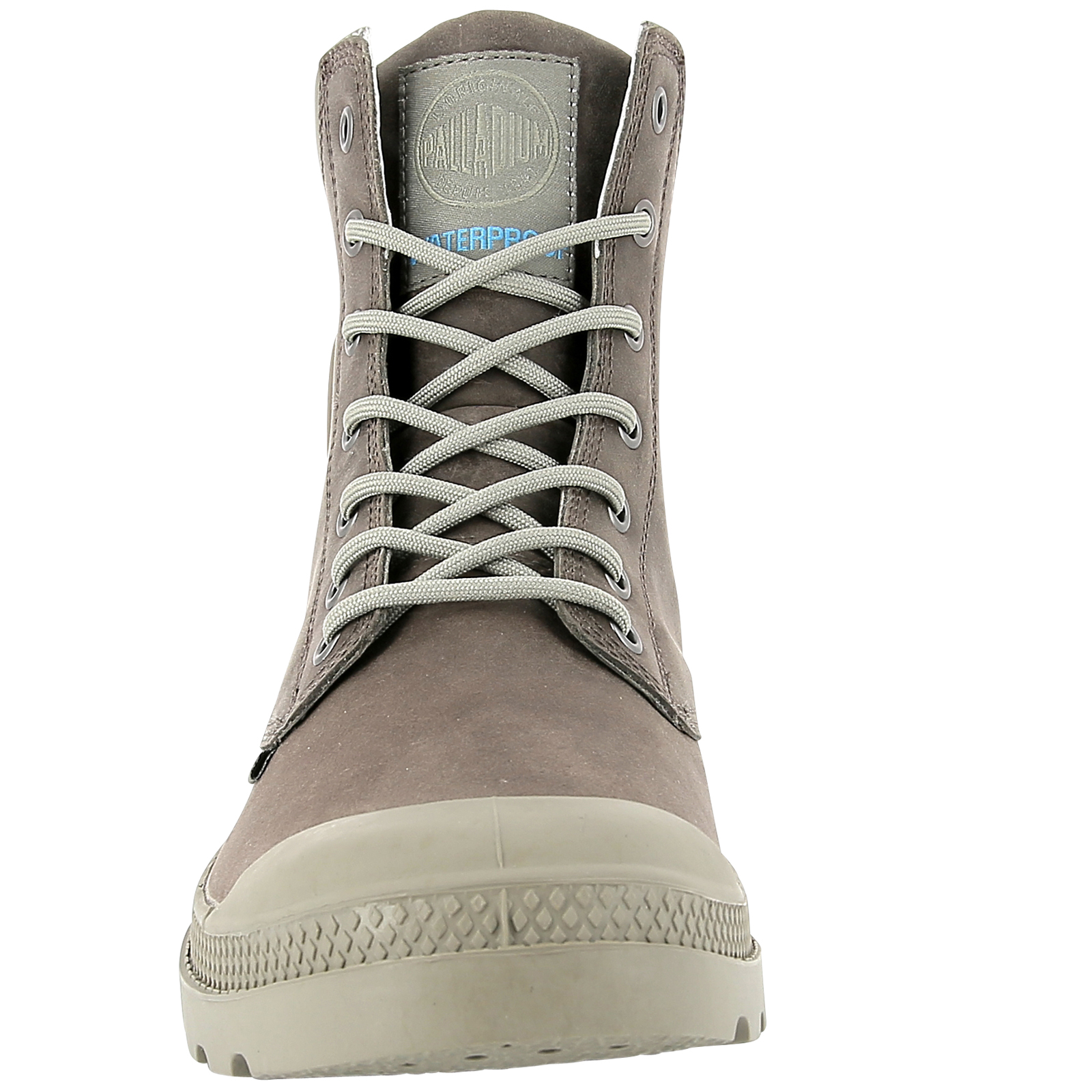 Palladium-Mens-Pampa-Cuff-Lux-Designer-Waterproof-Leather-Walking-Boots-Shoes thumbnail 20