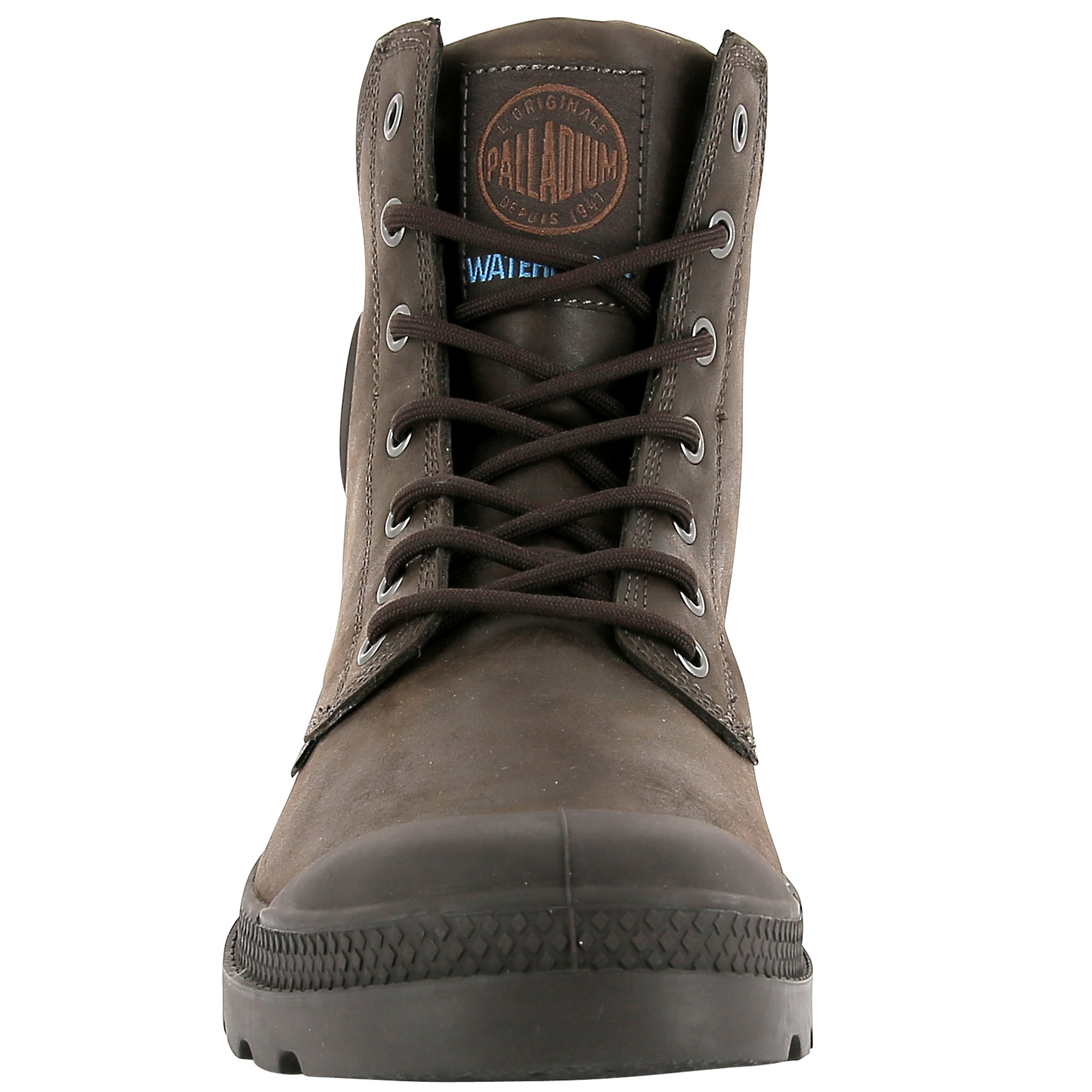 Palladium-Mens-Pampa-Cuff-Lux-Designer-Waterproof-Leather-Walking-Boots-Shoes thumbnail 15