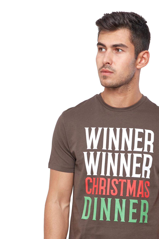 Seasons-Greetings-Mens-Christmas-T-Shirts-Novelty-Festive-Crew-Neck-Winter-Tees thumbnail 35