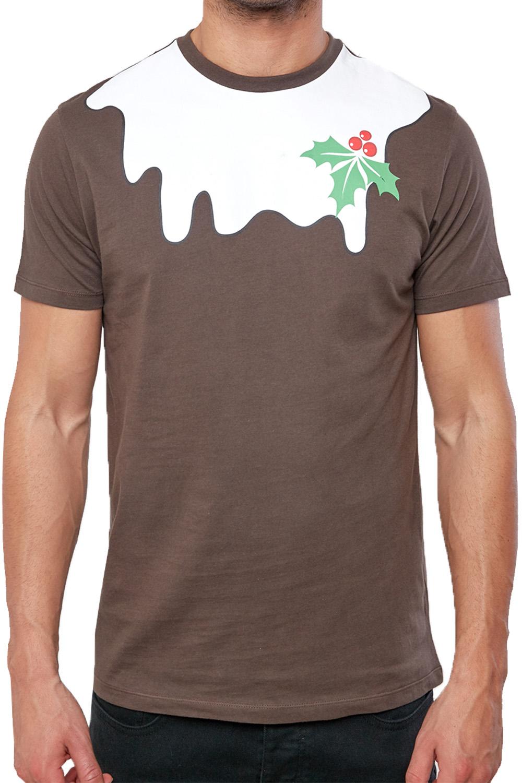 Seasons-Greetings-Mens-Christmas-T-Shirts-Novelty-Festive-Crew-Neck-Winter-Tees thumbnail 20