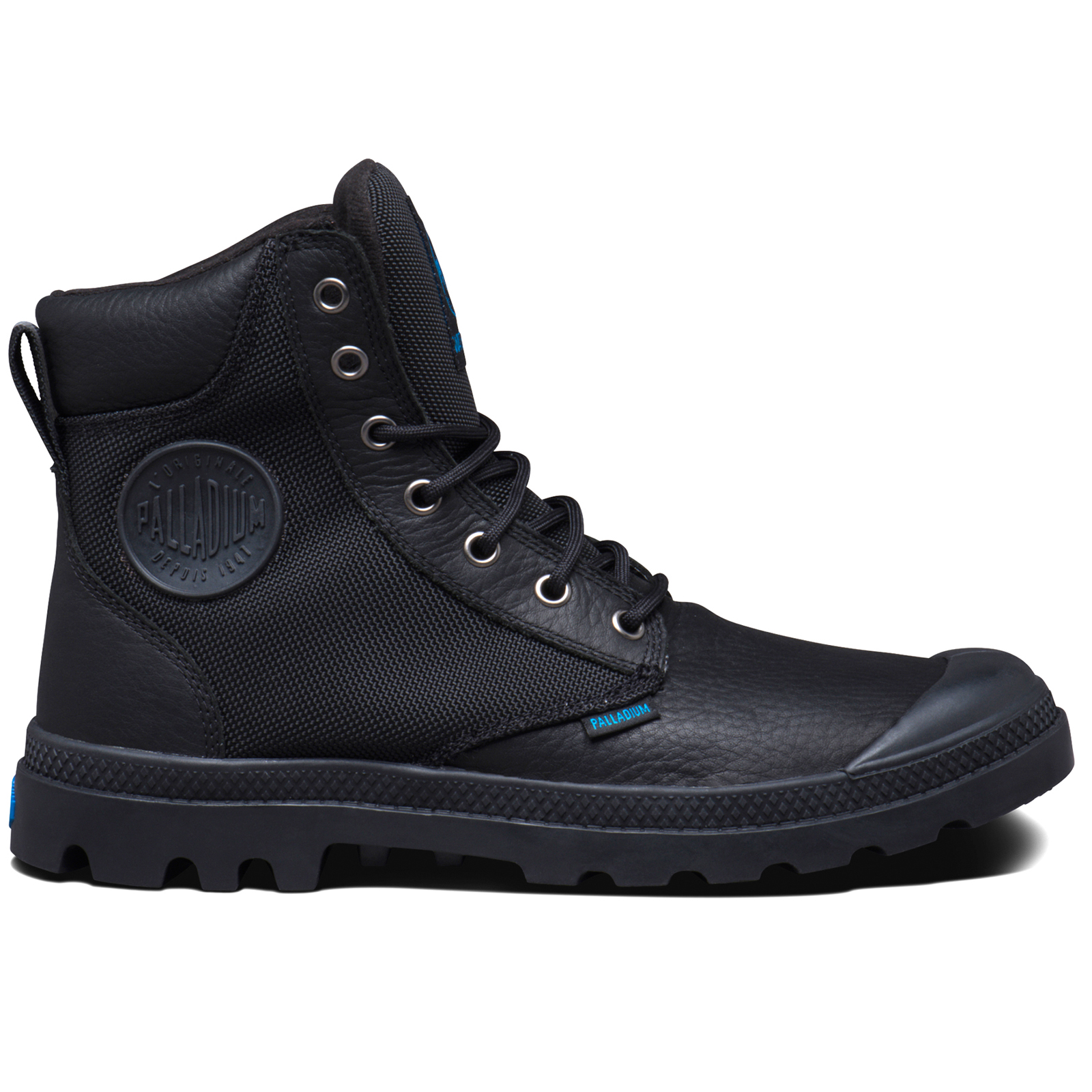 Mens Mid Top Waterproof Walking Shoes