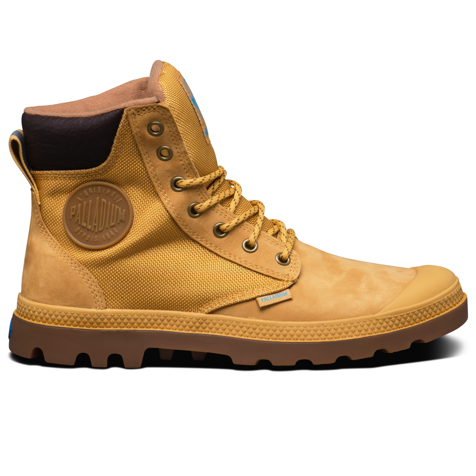 Palladium Pampa Sport  Uomo Schuhes Damenschuhe Waterproof Stiefel Walking High Top Ankle Stiefel Waterproof 115d1d