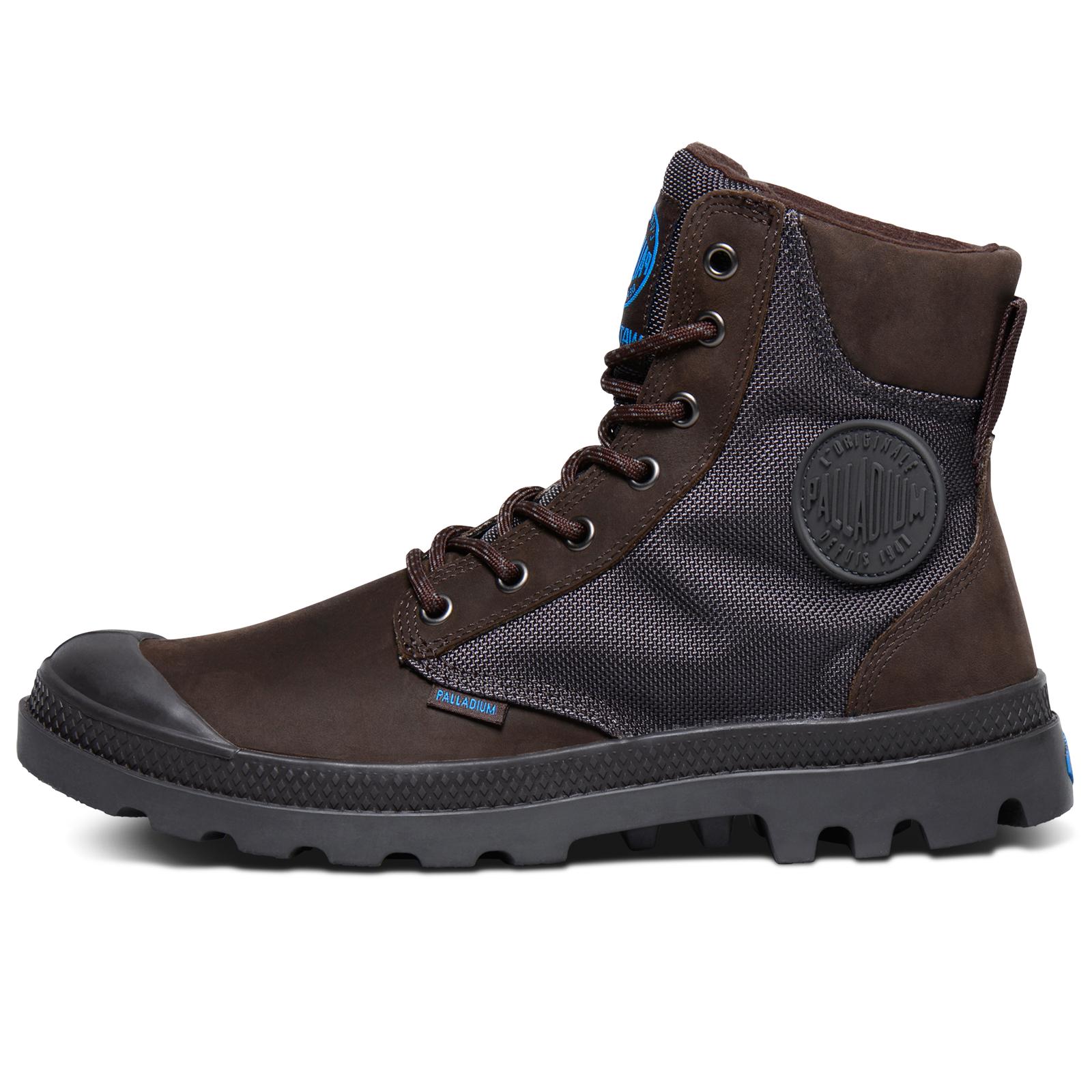 Palladium-Pampa-Sport-Mens-Shoes-Womens-Waterproof-Walking-High-Top-Ankle-Boots thumbnail 23