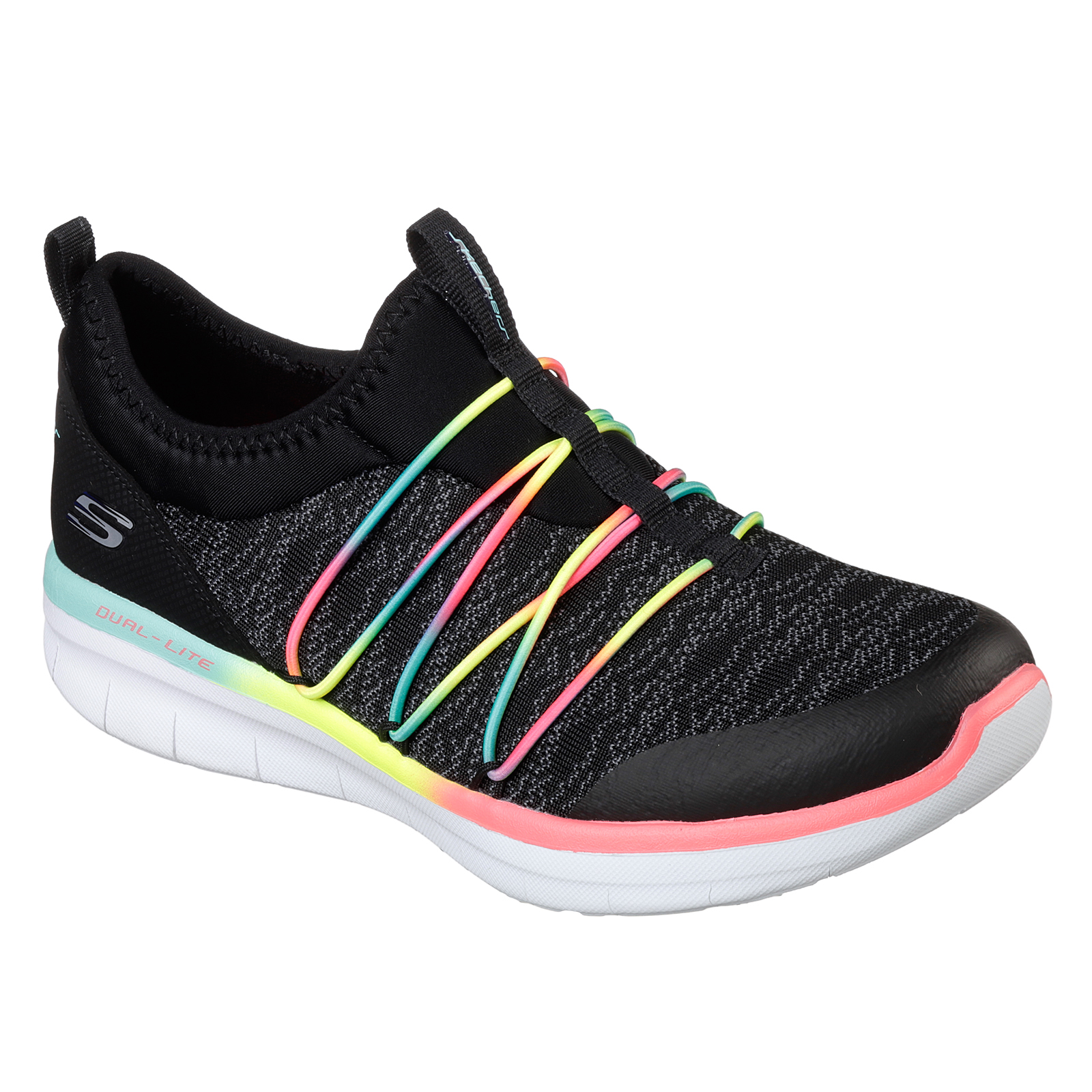 Skechers Damenschuhe Synergy Memory 2.0 Simply Chic Trainers Air Cooled Memory Synergy Foamed Schuhes 0f4fd4