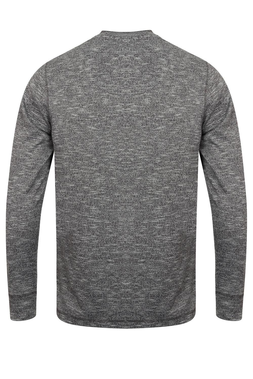 Tokyo-Laundry-Para-Hombre-Raglan-Camiseta-manga-larga-de-algodon-suave-mezcla-Slub-Jersey-Top miniatura 19