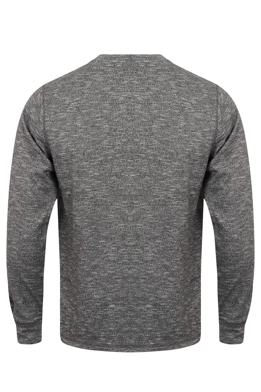 Tokyo-Laundry-Mens-Raglan-Long-Sleeve-T-Shirt-Soft-Cotton-Blend-Slub-Jersey-Top thumbnail 3