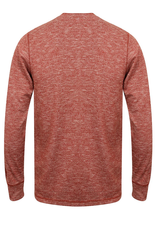 Tokyo-Laundry-Para-Hombre-Raglan-Camiseta-manga-larga-de-algodon-suave-mezcla-Slub-Jersey-Top miniatura 21
