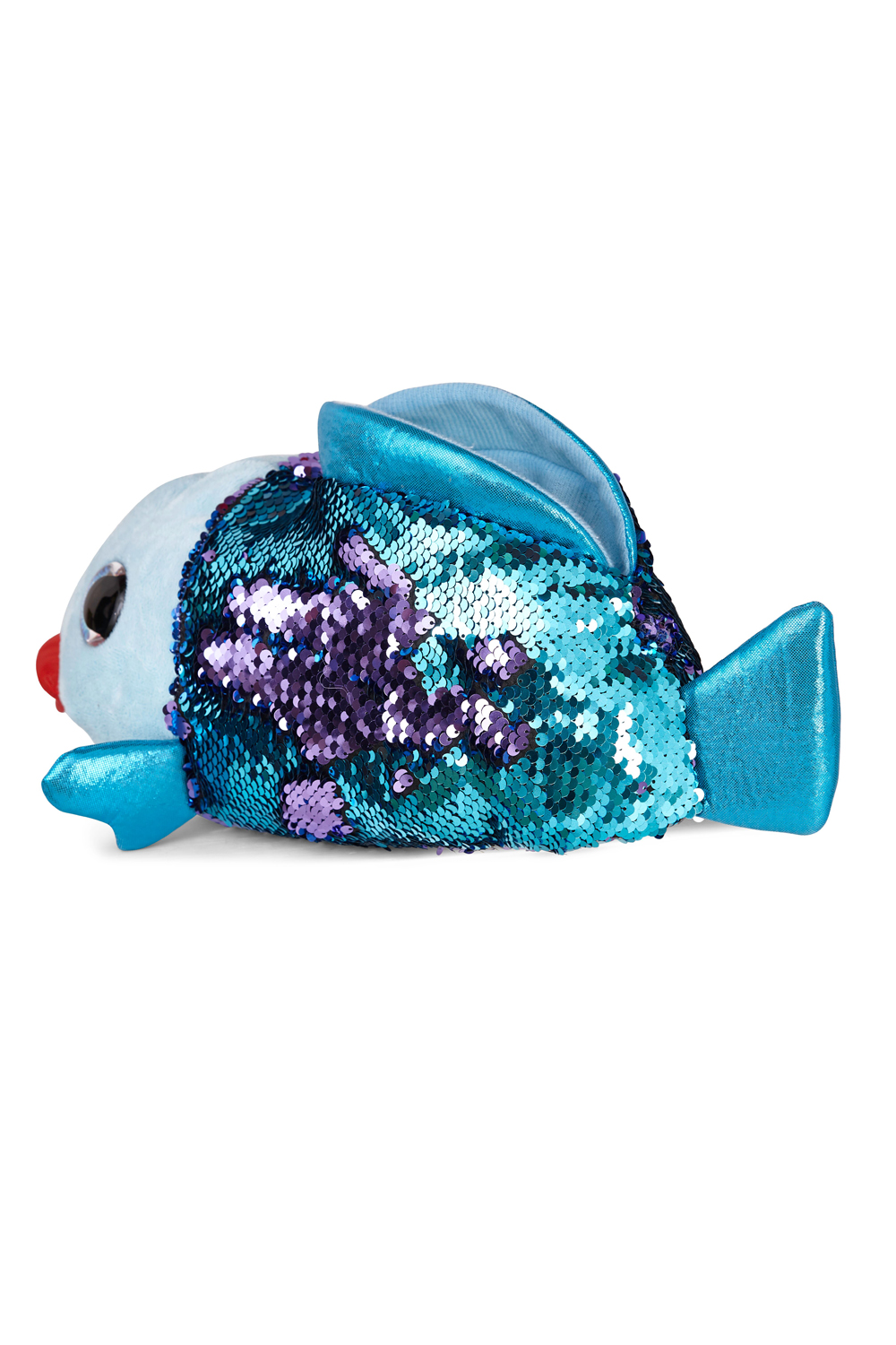Loungeable Womens Ned Narwhal 3D Slipper Ladies Novelty Ocean Animal Indoor Shoe