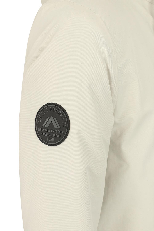 Mens-Tokyo-Laundry-Eskell-Hooded-Coat-Long-line-Parka-Padded-Windbreaker-Jacket Indexbild 6