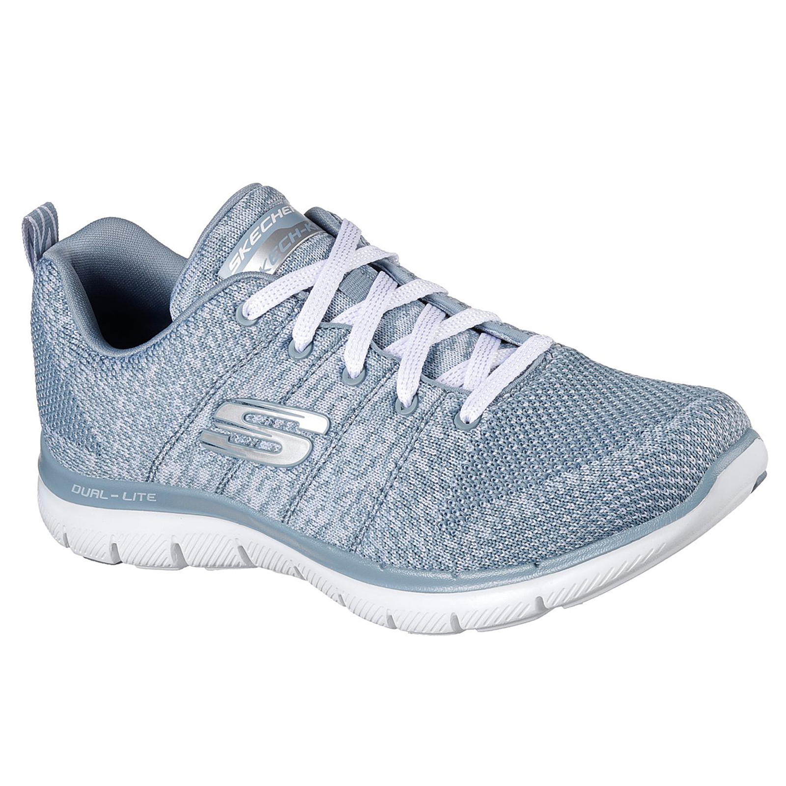 Skechers Damenschuhe High Sports Flex Appeal 2.0 High Damenschuhe Energy Trainer Soft Fitness Running e94123