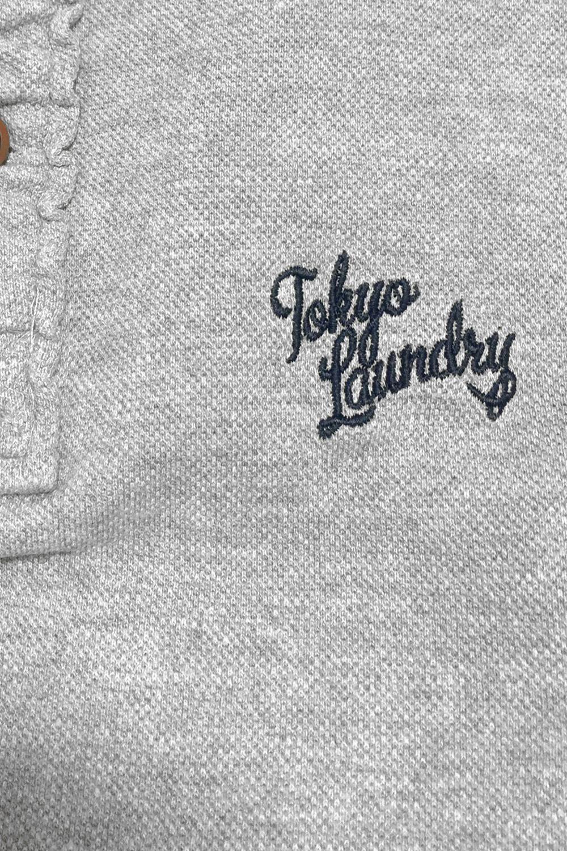 Tokyo-Laundry-Mens-Penn-State-Polo-Shirt-Designer-Short-Sleeve-Plain-Pique-Top thumbnail 4