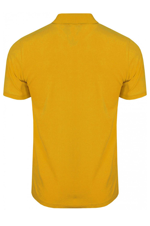 Tokyo-Laundry-Mens-Penn-State-Polo-Shirt-Designer-Short-Sleeve-Plain-Pique-Top thumbnail 12