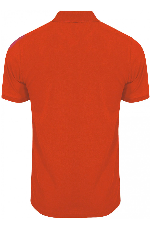 Tokyo-Laundry-Mens-Penn-State-Polo-Shirt-Designer-Short-Sleeve-Plain-Pique-Top thumbnail 21
