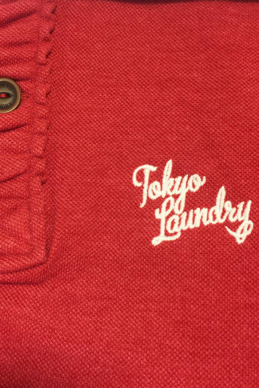 Tokyo-Laundry-Mens-Penn-State-Polo-Shirt-Designer-Short-Sleeve-Plain-Pique-Top thumbnail 10