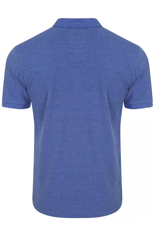 Tokyo-Laundry-Mens-Penn-State-Polo-Shirt-Designer-Short-Sleeve-Plain-Pique-Top thumbnail 6