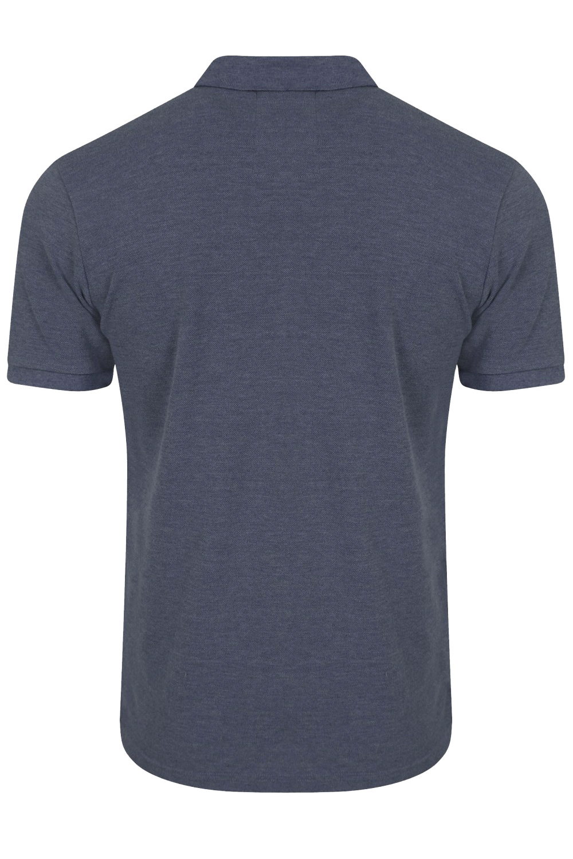 Tokyo-Laundry-Mens-Penn-State-Polo-Shirt-Designer-Short-Sleeve-Plain-Pique-Top thumbnail 15