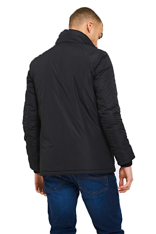 Threadbare-Mens-Designer-Pontiac-Multi-Pocket-Lightly-Padded-Windbreaker-Jacket thumbnail 5
