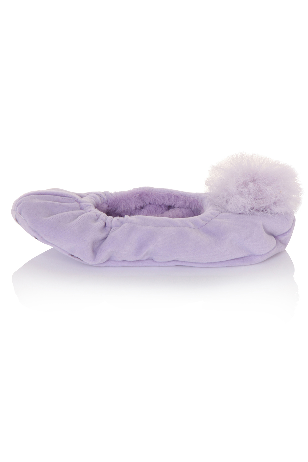 Loungeable-Womens-Pom-Slipper-Sock-Nightwear-New-Ladies-Elasticated-Footwear miniature 3