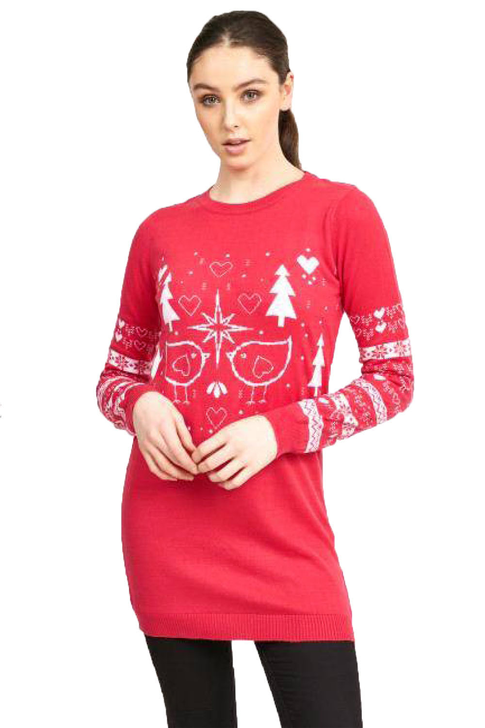 Womens Sweaters. Cozy up to the comfiest of women's clothing—sweaters! With so many shades and styles to choose from, it's easy to fill your winter wardrobe. From the warm wools to luxurious cashmere, shop the selection of women's sweaters. Don't forget to check out the selection in petite and plus sizes to find the right fit.