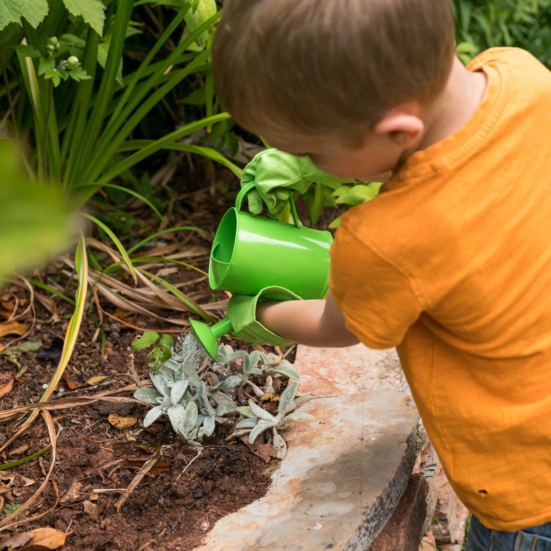 Little-Roots-Kids-Wheelbarrow-Or-Gardening-Kits-Garden-Tools-Outdoor-Activity thumbnail 10