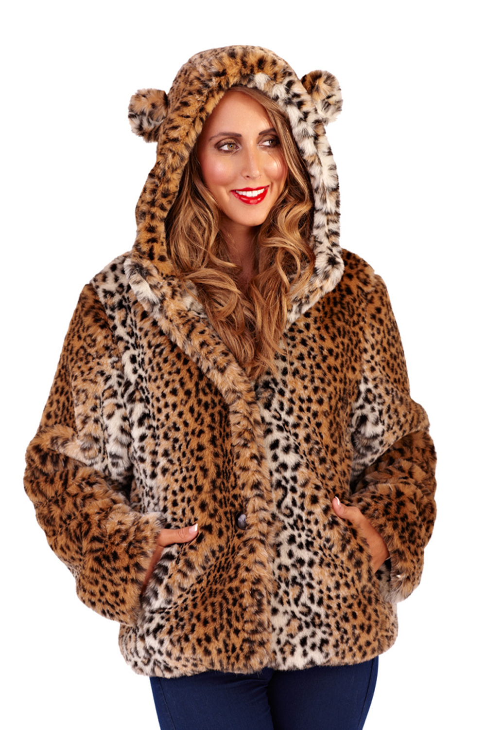 Animal print clothing for women