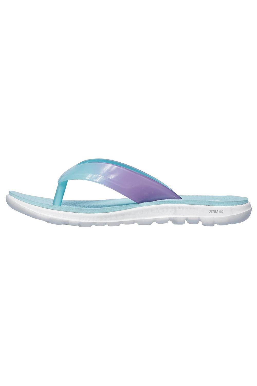 Skechers-Womens-On-The-Go-Nextwave-Ultra-Light-Goga-Mat-Summer-Beach-Flip-Flops thumbnail 10