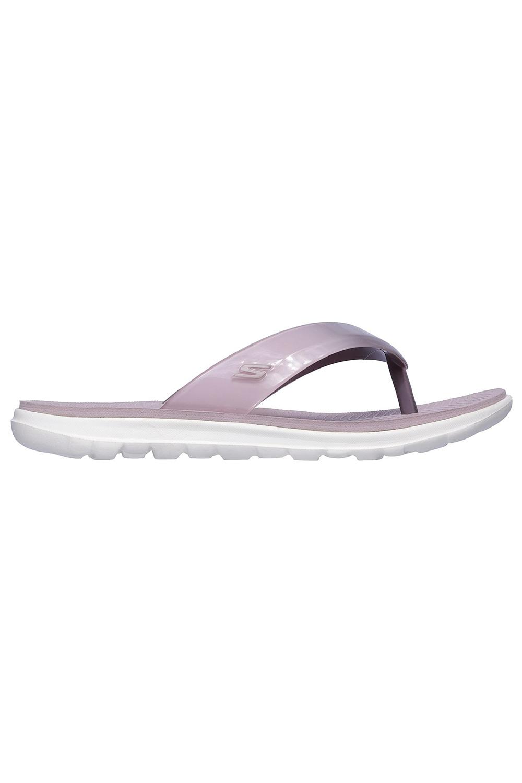 Skechers-Womens-On-The-Go-Nextwave-Ultra-Light-Goga-Mat-Summer-Beach-Flip-Flops thumbnail 3