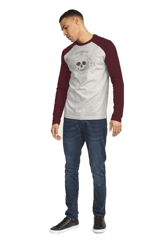 Brave-Soul-Mens-Taveri-Designer-Long-Sleeved-Raglan-Style-Casual-Cotton-Top