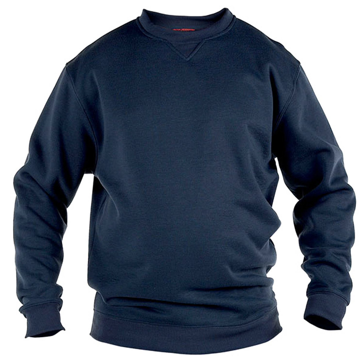Duke-D555-Big-Tall-King-Taille-Homme-Rockford-Sweat-shirt-Col-Cotele-Polaire-Pull miniature 7