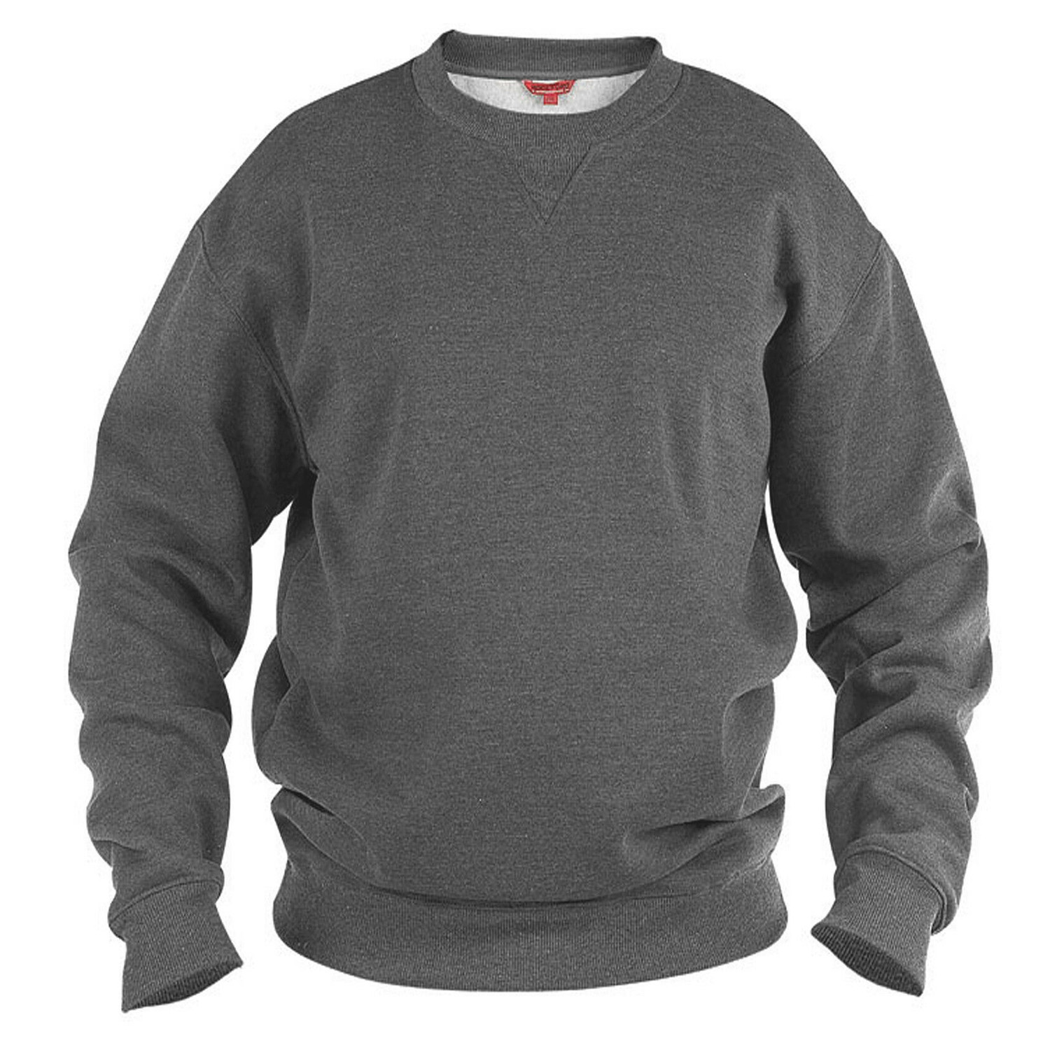 Duke-D555-Big-Tall-King-Taille-Homme-Rockford-Sweat-shirt-Col-Cotele-Polaire-Pull miniature 5