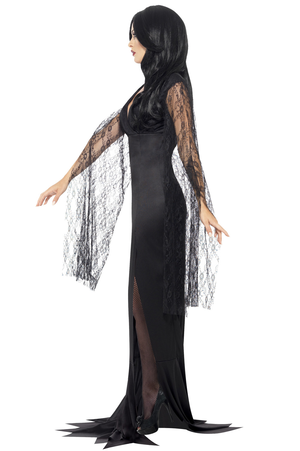 Smiffys Womens Witch Costumes /& Accessories Ladies Halloween Fancy Dress Outfits