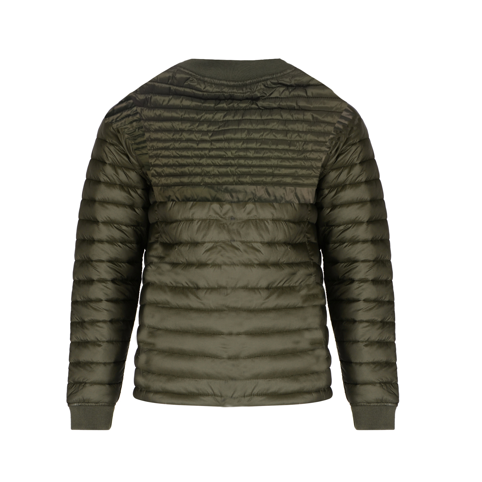 Threadbare-Mens-Naples-MA1-Bomber-Jacket-Designer-Quilted-Winter-Padded-Coat thumbnail 6