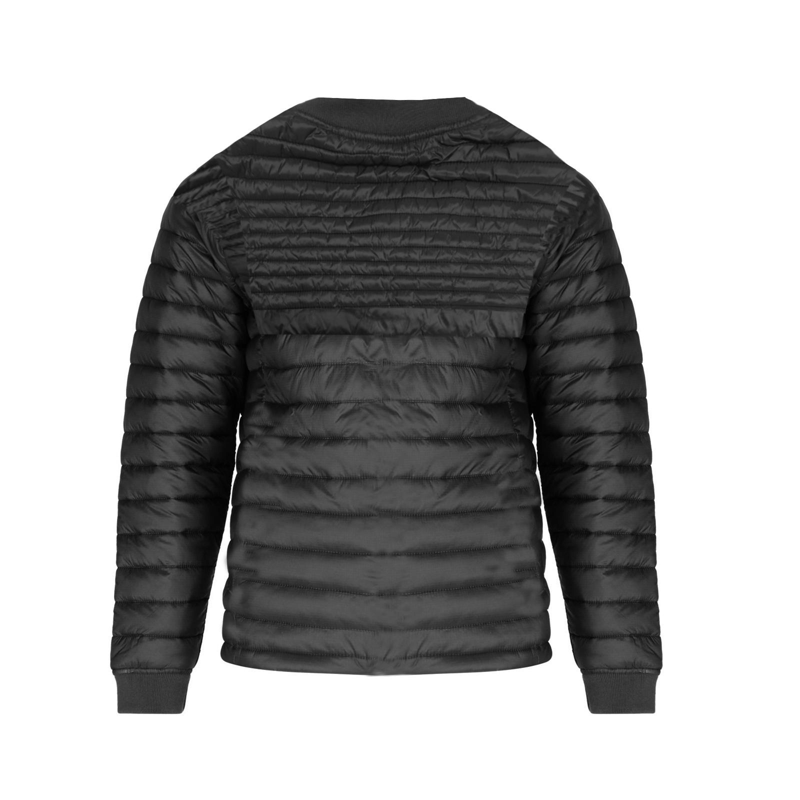 Threadbare-Mens-Naples-MA1-Bomber-Jacket-Designer-Quilted-Winter-Padded-Coat thumbnail 3