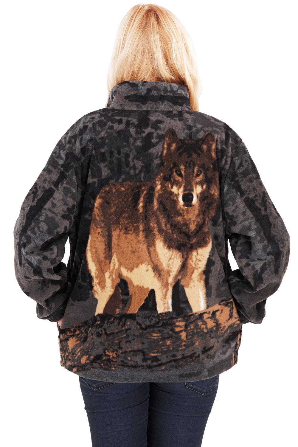 Mens Fur Lined Jacket