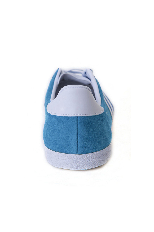 Adidas-Originals-Da-Uomo-Gazelle-OG-Scarpe-Da-Ginnastica-in-Pelle-e-pelle-scamosciata-stringati miniatura 8
