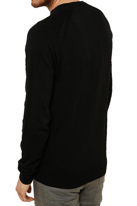 Threadbare-Mens-Tuscan-Knit-Sweater-Lightweight-Classic-Pull-Over-Raglan-Jumper thumbnail 3