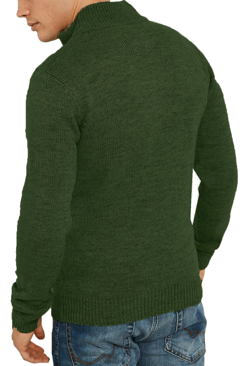Threadbare-Wray-Mens-Top-Cable-Knited-Designer-Luxurious-Wool-Mix-Raglan-Jumpers thumbnail 19