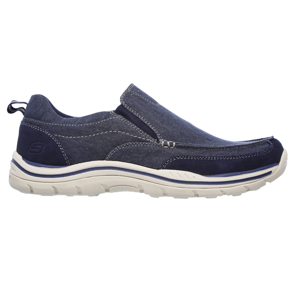 Skechers Foam  Uomo Expected Tomen Relaxed Air Cooled Memory Foam Skechers Slip On Loafer Schuhes 4aa710