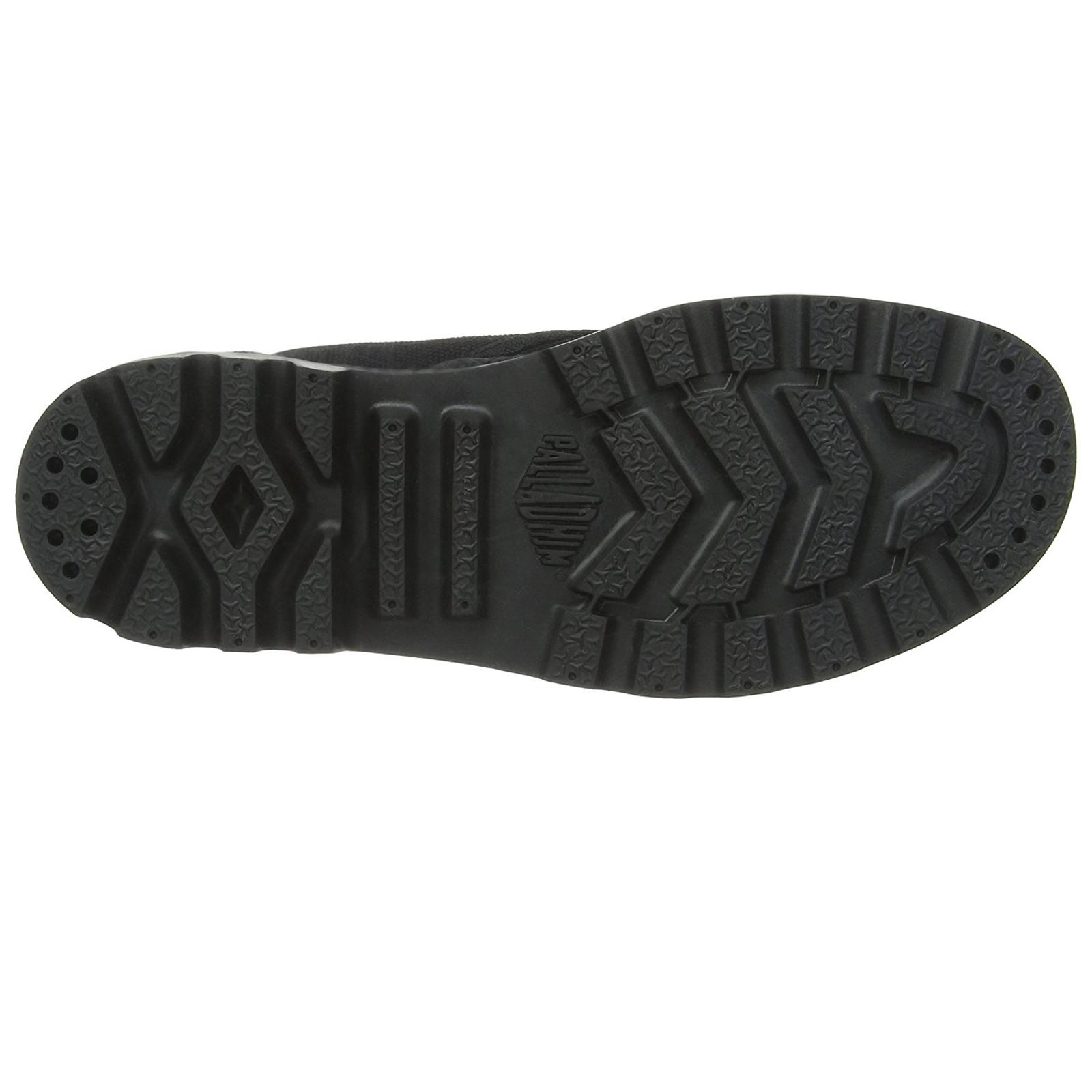 Palladium-Damen-Stiefeletten-Stiefel-Pampa-Hi-Top-Damen-Canvas-Sneaker-Wanderschuhe Indexbild 8