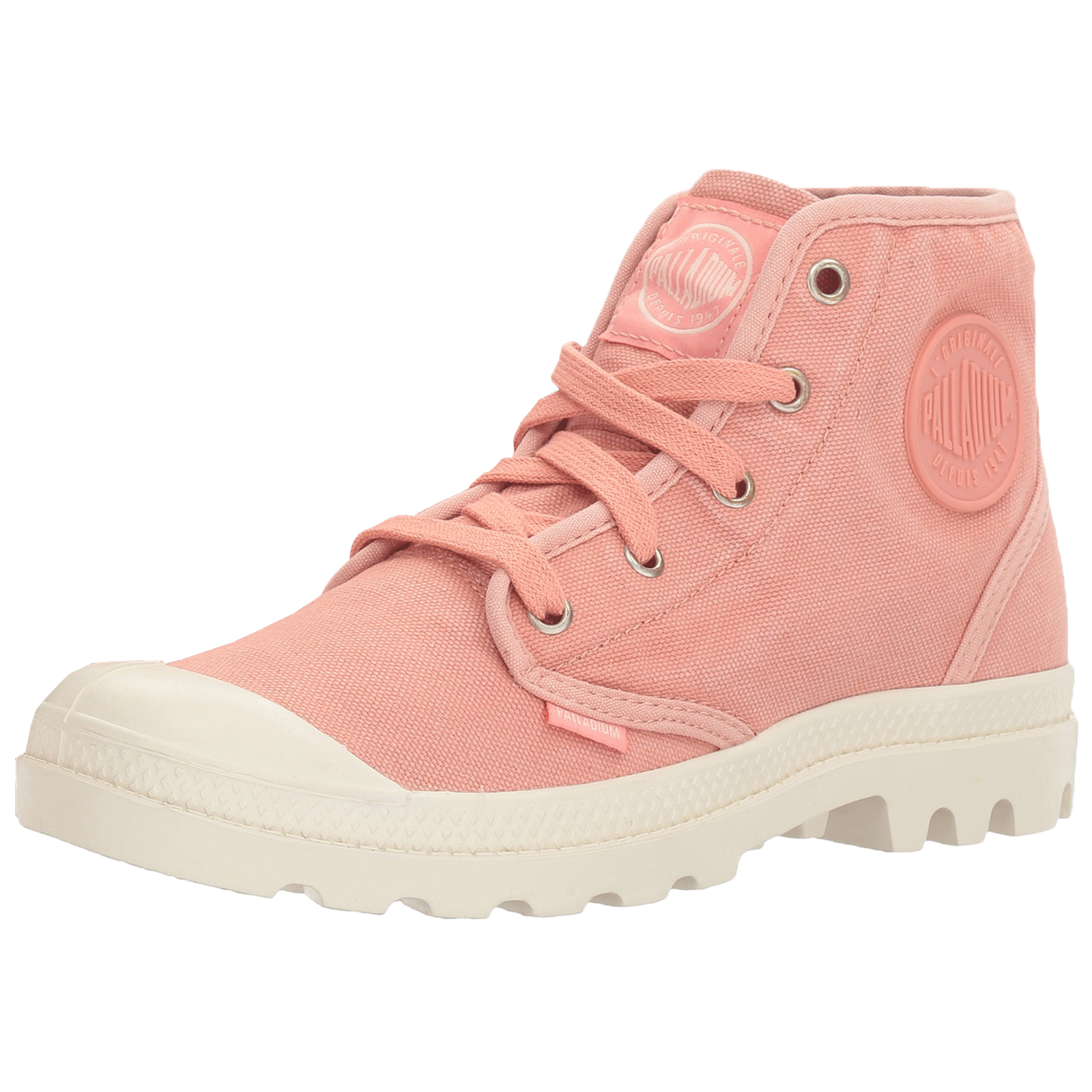 Palladium Pampa Hi Boots raspberry-marshallow - 37